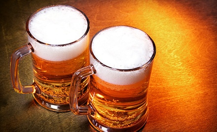 $12 for 1 Pitcher of Any Domestic Beer and 1 Appetizer for Two  at Eck&#x27;s Saloon