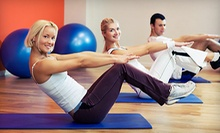 $13 for a 9 a.m. Beginner Reformer Class at The Pilates Center