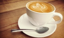 $10 for Two Breakfast Sandwiches and Two Latte's (Up to $16 Value) at Rockpaper Coffee