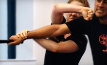 $15 for a One-Hour Krav Maga Self-Defense Class at 11:45 a.m. at Krav Maga Federation