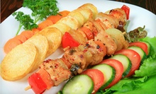 $18 for $25 at Afghan Kabob
