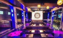 $250 for Bottle Service and VIP Table for 4 (Up to $500 Value) at Room Service Restaurant Lounge
