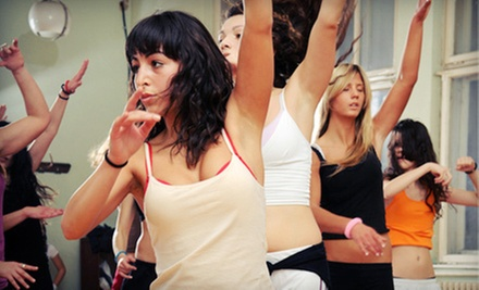 $4 for 4:30 pm Zumba class at The Winning Image