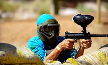 $33 for $45 at Combat Zone Paintball Las Vegas