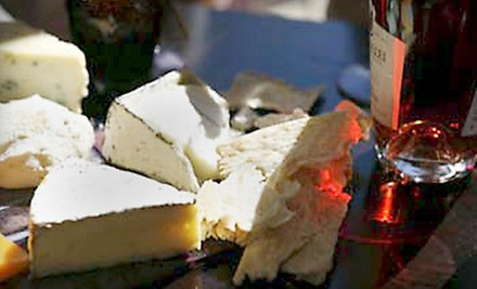 $5 for $10 Worth of Select Cheeses, Cupcakes &amp; Deli Items at Taste Food and Wine