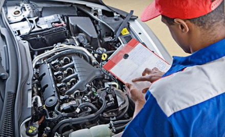 $150 for $200 Worth of Brake Pad or Tune-Up Services at IQ Autoworks