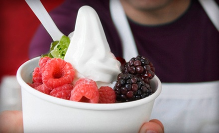 $6 for $10 at Twisted Cultures Yogurt Bar