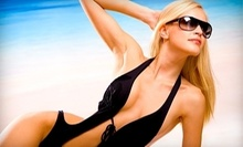 $35 for One Airbrush Tan at Silverlake Sun