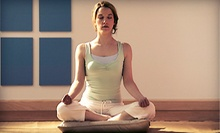 $12 for a 10:30 a.m. Hot Hatha Flow Class at Art Montage Yoga Health &amp; Fitness Center