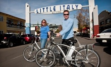 $25 for 2-Hour Electric Bike Rental at Ivan Stewart's Electric Bike Center
