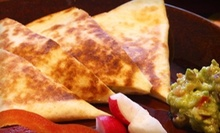 $7 for $15 at 7 Salsas Mexican Cuisine