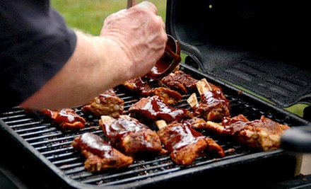 $55 for 9:45 a.m. Weekend Class  at NW BBQ and Grilling School