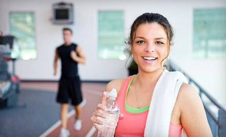 $10 for 12:15pm Drop-In Bootcamp Class at Balance Gym - DC
