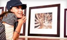 $20 for $50 Worth of Custom Framing at Affordable Creative Framer &amp; Art