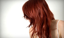 $60 for a Haircut and Color at Richard Burnley Salon