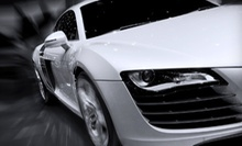 $129 for High-Performance Window Tinting for Four Windows at Hurricane Auto Glass