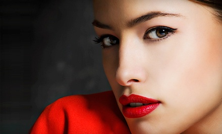 $45 for a Make-up Application at Los Angeles Make-up School