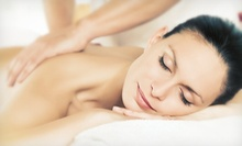 $40 for One-Hour Hot Stone Massage with Foot Reflexology at SynChi Holistic Wellness Center