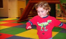 $5 for Open Play Ages 3-13 at PlayNation Parties &amp; Playgrounds of Morrisville