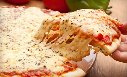 $11 for Carry-Out X-Large Cheese Pizza at Palermo's Downers Grove