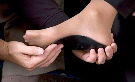 $49 for $100 Worth of Orthotics, Footwear, and Accessories at Good Feet Michigan