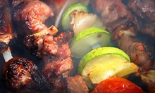 $4 for $10 at Magic Skewers Restaurant