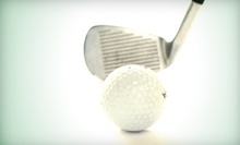 $22 for 10 am Ladies Golf Clinic at Scratch Golf. . . Accelerated