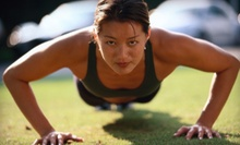 $9 for a Drop-in Boot Camp Class at 8 a.m at Thomas Tadlock's Express Results Boot Camp