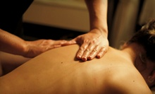 $18 for an  Adjustment and Bodywork Pack at Hanson Chiropractic