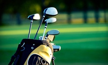 $20 for 9-Hole Round of Golf for Two Including Cart at Deer Haven Golf Course