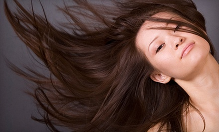$149 for Authentic Brazilian Blowout at North Goliad Salon