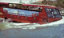 $20 for a 90-Minute Duck-Boat Tour at 4 p.m. (Up to $32 Value) at Miami Land & Sea Pirate Adventure