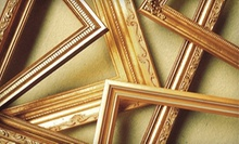 $49 for $200 Worth of Framing  at The Framing Studio