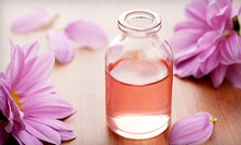 $50 for Raindrop Therapy Massage at Naturo Health Solutions