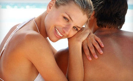 $29 for One Airbrush Tan at Sun Spa San Francisco