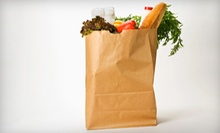 $12 for $16 Worth of Groceries at Marketplace Express