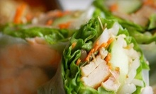 $7 for $10 at Tuk Tuk Thai Restaurant