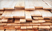 $15 for $30 Worth of Products at Seers Lumber Co. Inc.
