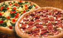 $9 for a House Myza Personal Pizza, Single Stix & 20oz Soda at Topper's Pizza-Chicago