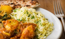 $22 for $30 at Tandoori Grill Valencia
