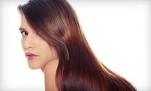 $35 for a Haircut, Shampoo, Conditioning Treatment and Style at Mary at Leucadia Waves Hair Studio