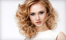 $89 for  Partial Highlights, Wash, Cut &amp; Blowout at Kurtis Hair Colour
