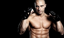 $15 for 5:15pm Cardio Kickboxing Class at Team Oyama MMA and Fitness