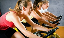 $7 for a Spin Class at 9:30 a.m. at Intelligent Fitness