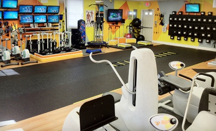 $8 for a Fusion Fitness Class Ages 10-15 at 1 p.m. at Fit Fusion Interactive Oyster Bay