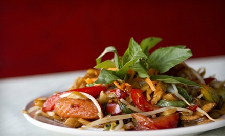 $15 for $20 at Thai Village Restaurant