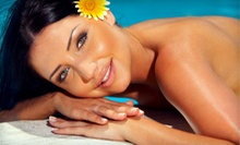 $30 for a Custom Airbrush Tan at Total Tan LA