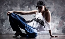 $9 for a 7 p.m. Jazz Basics Class  at Street Studio Dance & Fitness
