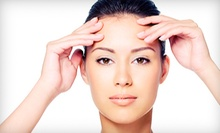 $10 for an Eye Brow Wax at Milvali Salon & Cosmetics