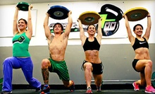 $10 for a Drop-in CrossFit Class at 4:30 p.m. at CrossFit4U